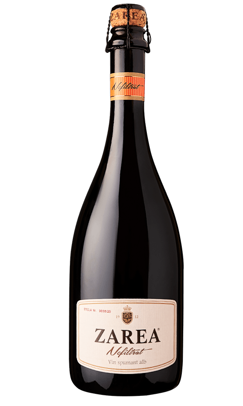 Zarea Nefiltrat vin spumant alb